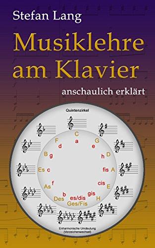 Musiklehre am Klavier: Anschaulich erklärt