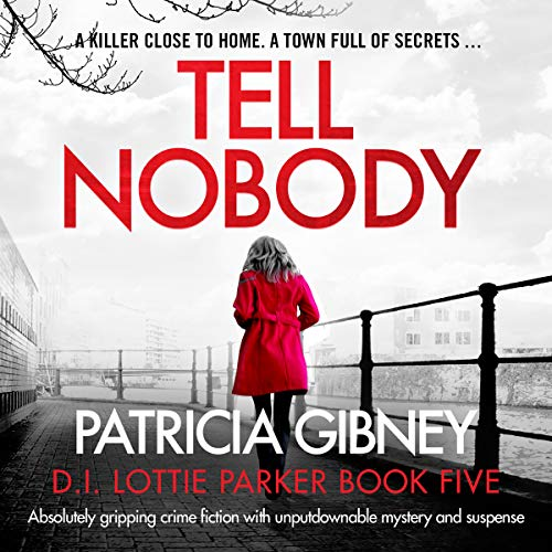 Tell Nobody audiobook cover art