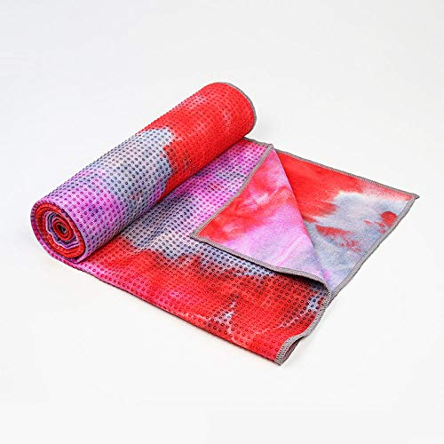 Vitila Antideslizante Yoga para Colchoneta Alfombra Yoga Antideslizante 72x25in/183x63cm Esterillas Yoga para El Yoga