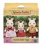 SYLVANIAN FAMILIES 5304 Schokoladenhasen Familie 3er Set SylvanianFamilies Chocolate...