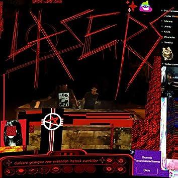 LASERS (feat. Mimi Eyeonhair)