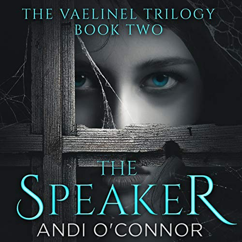 The Speaker Audiobook By Andi O'Connor cover art
