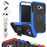 MAMA MOUTH Galaxy A5 2017 Case, Shockproof Heavy Duty Combo