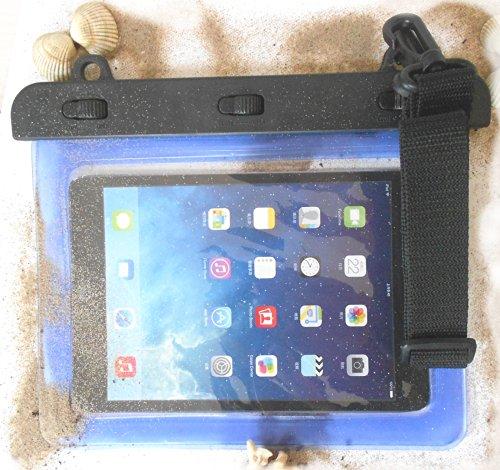 PRESKIN - Funda impermeable para tablet pantalla max. 8.0