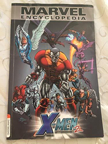Marvel Encyclopedia-X-Men 2