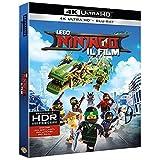 Lego Ninjago - Il Film (Blu-Ray 4K Ultra Hd+Blu-Ray) [Blu-ray]