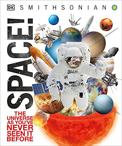 Space!: The Universe as You've Never Seen It Before (Knowledge...