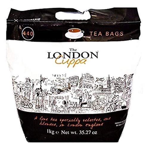The London Cuppa - 440 Tea Bags