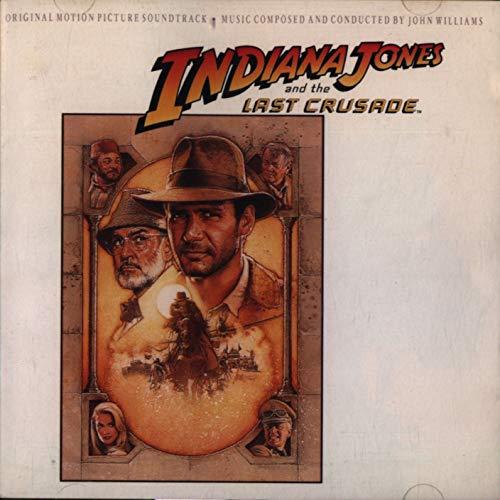 インディ・ジョーンズ‾最後の聖戦 オリジナル・サウンドトラック