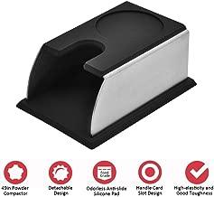 Xrten Prensador para Caf/é en Acero Inoxidable 23mm