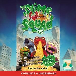 Slime Squad Omnibus 2 cover art