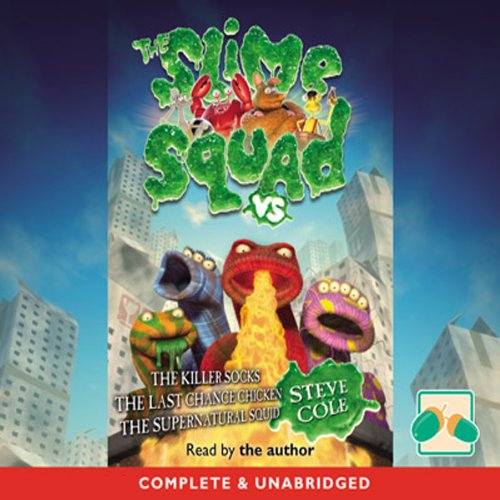 Slime Squad Omnibus 2  By  cover art
