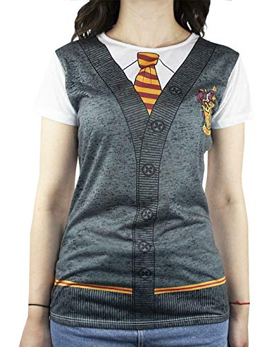 Harry Potter Gryffindor Costume Short Sleeve Womens T-Shirt