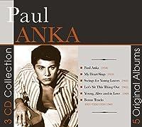 Paul Anka-5 Original Albums by ANKA PAUL