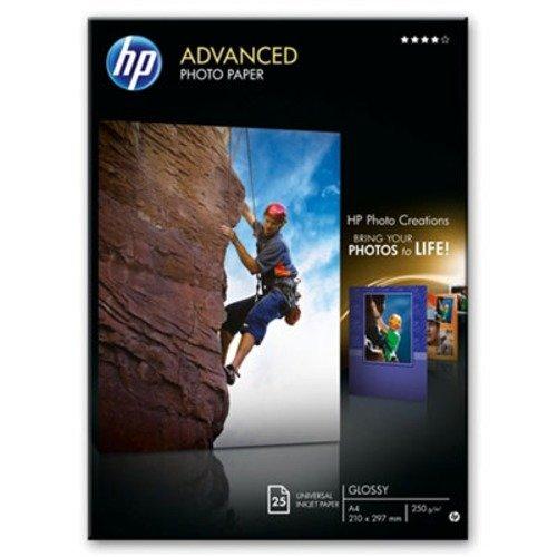 HP Photo Paper Papier Photo Brillant