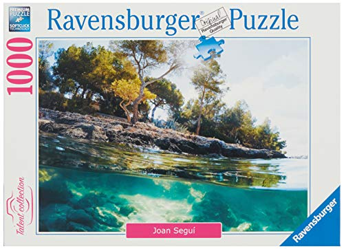 Ravensburger - Puntos de Vista Puzzle, 1000 Piezas, Multicolor, 16198