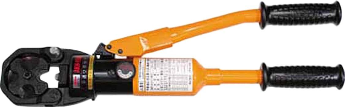ストラトフォードオンエイボン更新狂うエビ 手動油圧式圧着工具 使用範囲14~150 AKH150S
