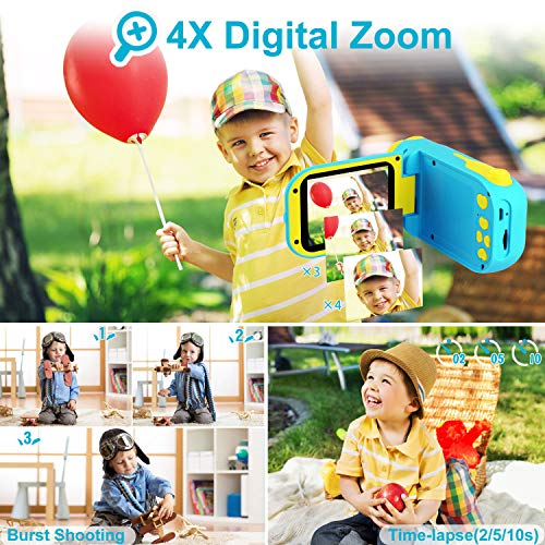 AILEHO Kids Camera