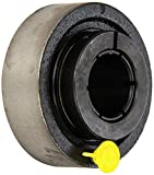 Sealmaster SC-23T Ball Bearing Cartridge Unit, Skwezloc Collar, Felt Seals, Cast...