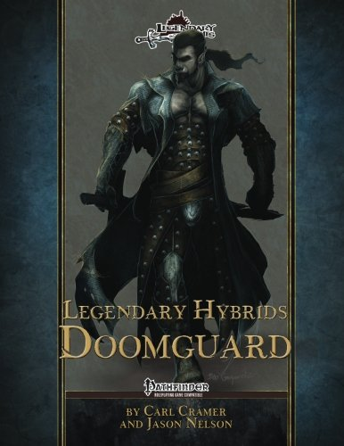 Legendary Hybrids: Doomguard: Volume 4