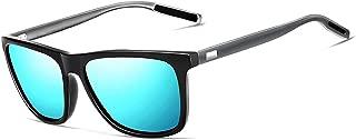 Unisex Retro Sunglasses Polarized Lens Vintage Eyewear Accessories Sun Glasses