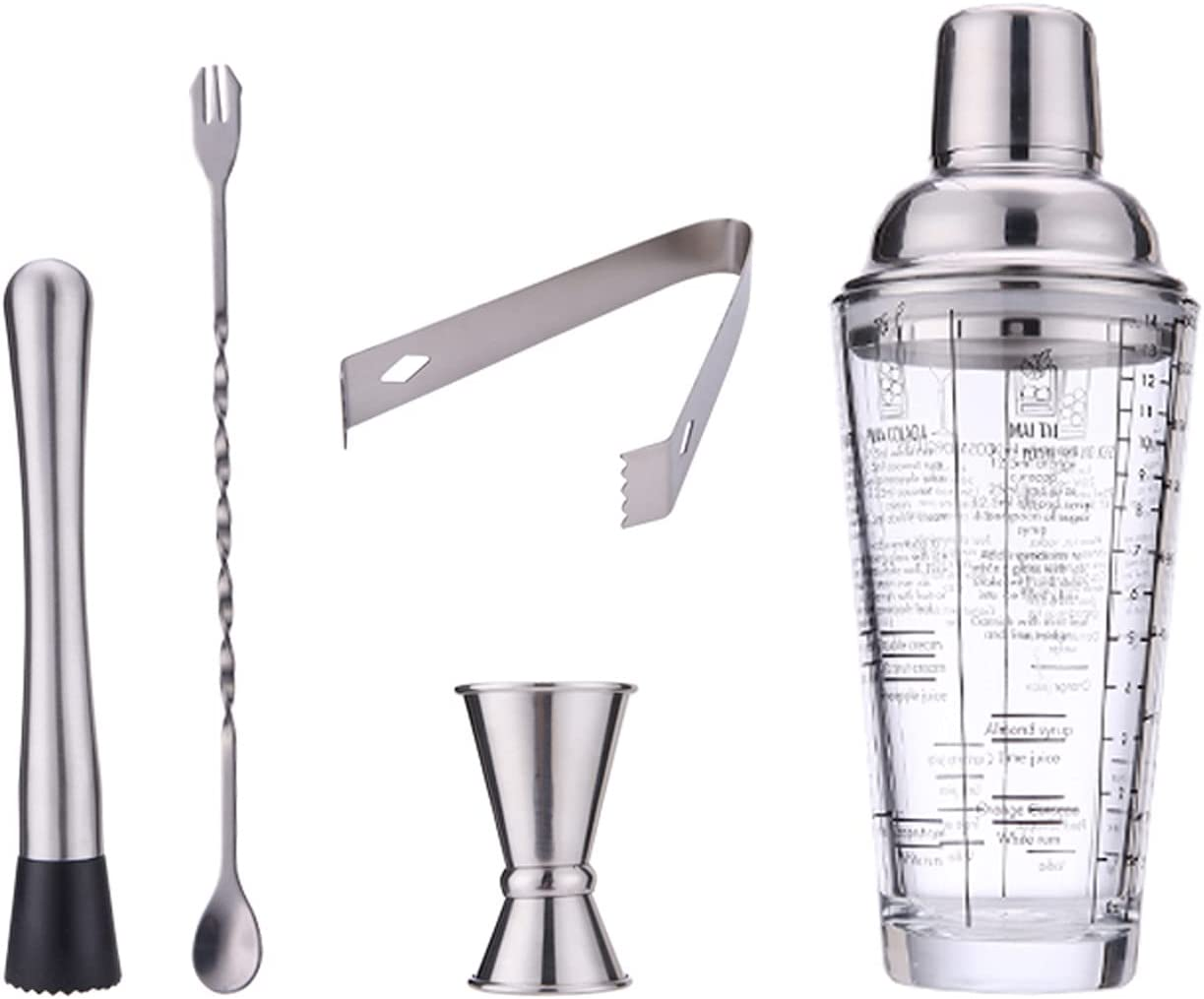 Max 46% OFF Cocktail service Shakers Shaker Mixing Glass Bar Acces