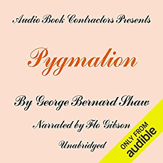 Pygmalion                   著者:                                                                                                                                 George Bernard Shaw                               ナレーター:                                                                                                                                 Flo Gibson                      再生時間: 2 時間  46 分     レビューはまだありません。     総合評価 0.0