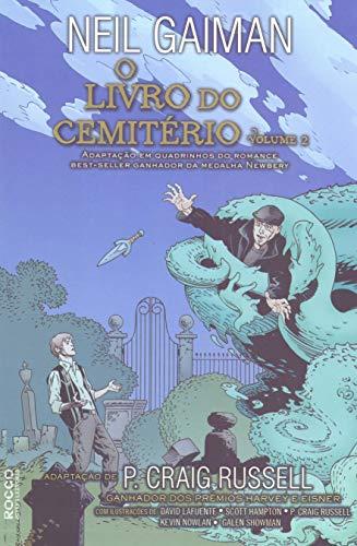 O livro do cemitério - Volume 2
