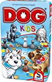 Schmidt Spiele 51432 Dog Kids, Bring Mich con Juego en Caja de Metal, Multicolor