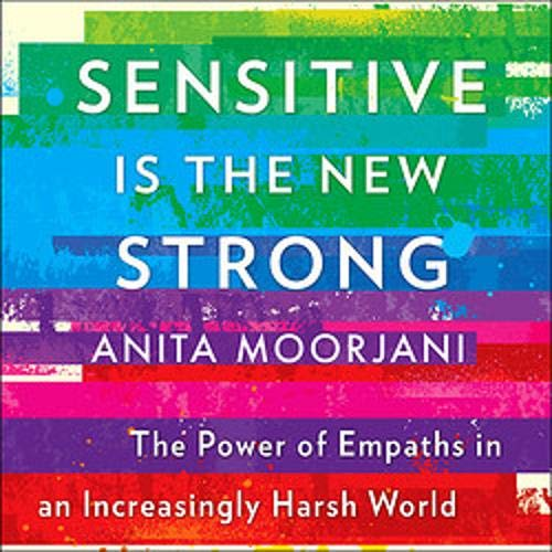 Sensitive Is the New Strong cover art