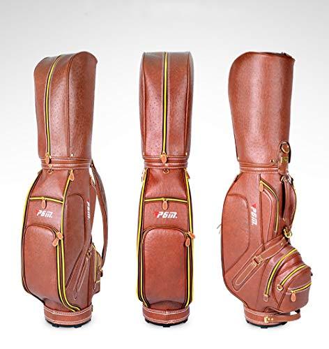 WGOLF Golf Stand Bag, Lichtgewicht, Houd 13 Clubs, Gemakkelijk te dragen, Paraplu Houder, 5 Tool Pockets voor Gemakkelijk Opslag van Golf Sporting Goederen