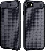 Nillkin Designed for Apple iPhone SE 2020 Case/iPhone 8 Case with Slide Camera Cover,Upgrate CamShield iPhone SE 2020 Case with Camera Protection for iPhone SE 2020/iPhone 8/iPhone 7