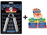 Two-Way CoC Grip Set: CoC Trainer Gripper and Expand-Your-Hand Bands
