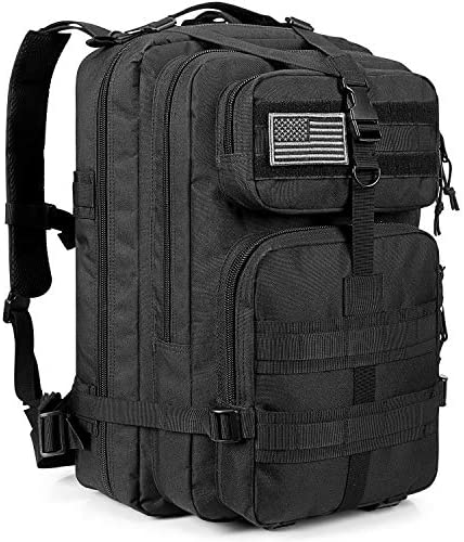 G4Free Tactical Backpack 3 Day Assault Pack Outdoor Bug Out Bag Military Style 50L for Trekking product image