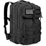 G4Free Tactical Backpack 3 Day Assault Pack Outdoor Bug Out Bag Military Style 50L for Trekking Camping Fishing Hiking