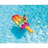 Intex – Colchón de piscina hinchable esquimau Tutti-Frutti 191 x 76 cm