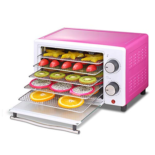 Check Out This Food Dehydrator Machine,with 0~12 Hours Timer,Dryer for Jerky, Herb, Meat, Beef, Fruit and To Dry Vegetables,home