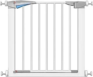 Bonarca ペットゲート 突っ張り式 [選べる3サイズ&拡張可能] 前後90度開閉 オートクローズ機能付き (S)