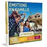 SMARTBOX - Coffret Cadeau famille - Émotions en famille - idée cadeau - 410 expériences : 1 activité à vivre en famille pour 3 à 6