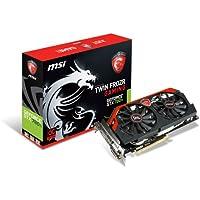 MSI GeForce GTX 780 Ti - Tarjeta gráfica (3 GB GDDR5-SDRAM, 384 bit, PCI Express 3, 1085 MHz)