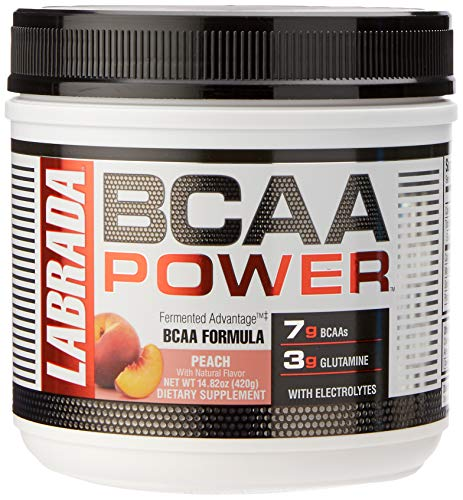 Labrada Nutrition BCAA Power Post Workout Supplement, Cherry Limeade, 417 Gram