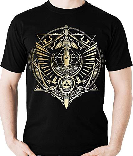 Camiseta Simbolos Video Game