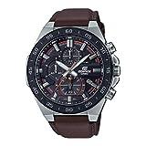 Casio Efr-564bl-5avudf Reloj Cronografo para Hombre Colección Edifice Caja De Acero Inoxidable Esfera Color Negro
