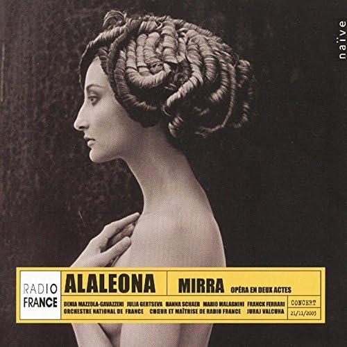 Juraj Valcuha, Orchestre National de France, Denia Mazzola-Gavazzeni