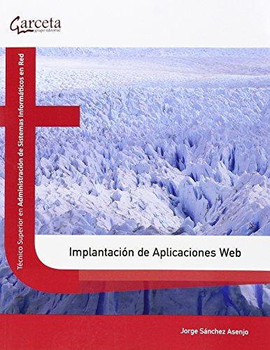 Implantación de Aplicaciones Web (Texto (garceta))