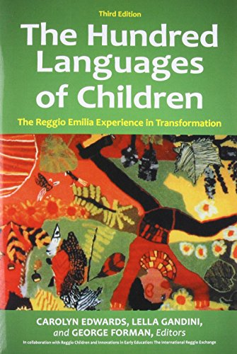 Compare Textbook Prices for The Hundred Languages of Children: The Reggio Emilia Experience in Transformation 3 Edition ISBN 9780313359811 by Edwards, Carolyn,Gandini, Lella,Forman, George