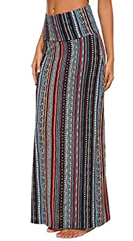 Best long casual skirts Reviews