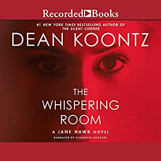 The Whispering Room audiobook cover art