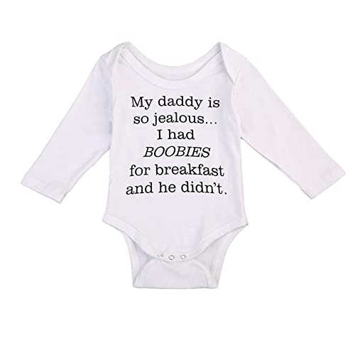 Baby Clothes With Daddy Sayings Amazoncom