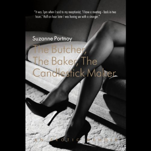 The Butcher, the Baker, the Candlestick Maker audiobook cover art